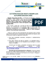 019 Comunicado de Prensa 26012017