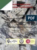 Avances de La Mineralogia