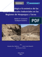 ESTUDIO GEOECONÓMICO POR ROCAS Y MINERALES INDUSTRIALES DE LAS REGIONES  DE MOQUEGUA Y TACNA.pdf