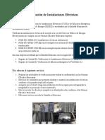 Unidad de Verificación de Instalaciones Eléctricas(U.v.I.E)