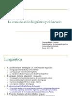 Lingüística III