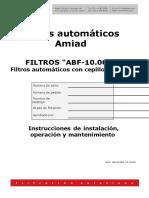 Abf-10000 Manual en Español