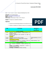 SPA 310-002 Lesson plan (Feb. 8, 2017)