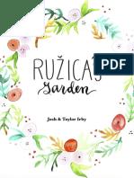 Ružica's Garden