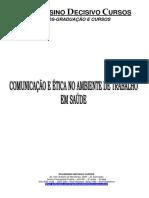 Modulo 2 - Comunicacao e Etica No Ambiente de Trabalho
