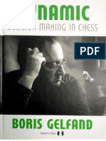Gelfand - Dynamic Decision Making in Chess (2016)