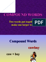 Compound Words Presentation