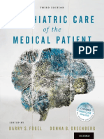 Barry S. Fogel, Donna B. Greenberg-Psychiatric Care of the Medical Patient-Oxford University Press (2015).pdf