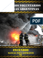 Manual de Aspirante 2014 Incendio