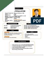CV fajar