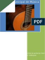 Ensamble de Guitarras Intermedio