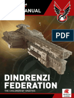 Dindrenzi Federation Fleet Manual