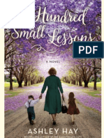 A Hundred Small Lessons by Ashley Hay (Extract)