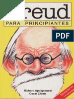 Appignanesi Zarate Freud Para Principiantes