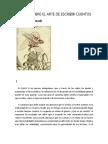 Bosch, Juan - Apuntes Sobre El Arte de Escribir Cuentos (1958)