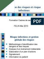 4- Gestion Des Risques Et Risques Infecteieux