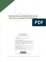 Inducción al SGC ISO 9001:2008