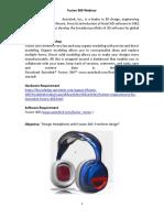 Fusion 360 Webinar 10th June