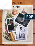 Anthology Postcard From Paris Issue5