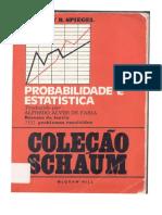 Probabilidade e Estat�stica - Murray R. Spiegel - Cole��o Schaum