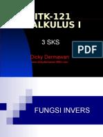11-Derivatif FUNGSI INVERS.ppt