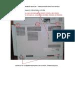 Guia Para Retirar Motherboard Xerox 4260