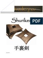 Budoya Catalogue Shuriken