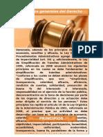 Principios Generales Del Derecho Administrativo