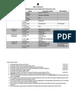 Jadual Intervensi Ting 4 2017
