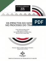 Os Impactos Do Novo CPC No Processo Do Trabalho (1)