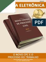 NCPC e o Processo Do Trabalho