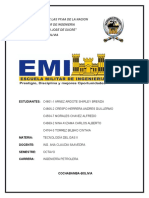 Informe Fraccionamiento GN