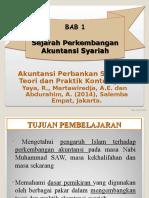 Bab 1b - Sejarah Perkembangan Akuntansi Syariah