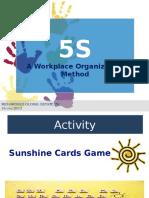 5S_A Workplace Organization Method
