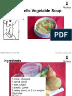 Vege Soup PPT