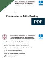 Active Directory_Formato PTT INICTEL-UNI