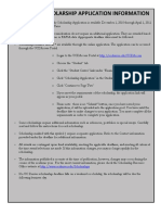 Scholarship Guide to University of Colorado Denver