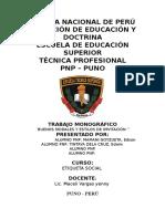 Policía Nacional de Perú