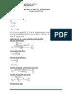 Formulario de Ingenieria Del Gas Natural II