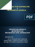 Neumonia - Conceptos