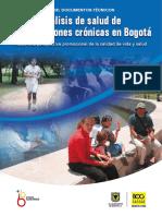 2007 - Analisis Situacional 2007 Bogotá Condiciones Crónicas