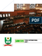 Public International Law 1