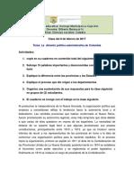 La División Político-Administrativa de Colombia