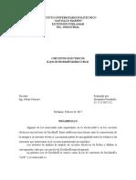 Analisis Critico Leyes de Kirchhoff y Metodos de Nodos y Mallas