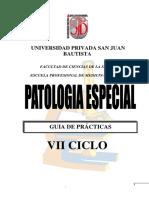 g.p. Patologia Especial