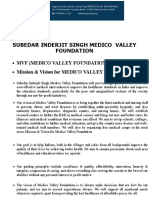 Medico Valley Foundation India