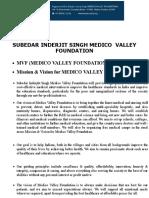 Medico Valley Foundation India