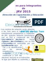 Funciones Jrv Antes-durante 2015