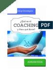 Qué Es Coaching y Para Qué Sirve