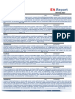 IEA Report 9th February
